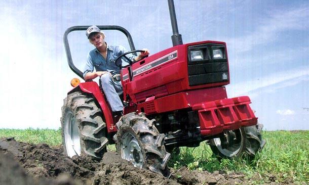 International Harvester 284 Tractor : Tractordata international harvester tractor photos