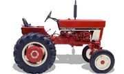 International Harvester 274 tractor photo