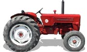 International Harvester B-275 tractor photo