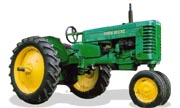 John Deere MT tractor photo