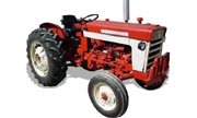 International Harvester 340 tractor photo