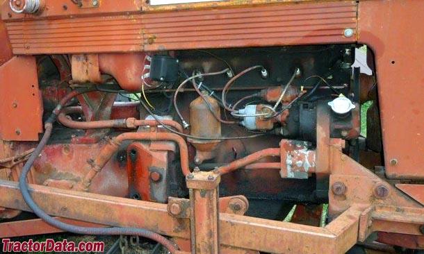 1960 340 International Utility Tractor : Tractordata international harvester tractor engine