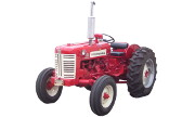 International Harvester 350 tractor photo