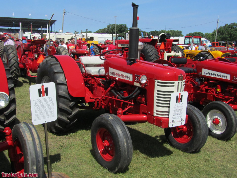 International 350 Wheatland