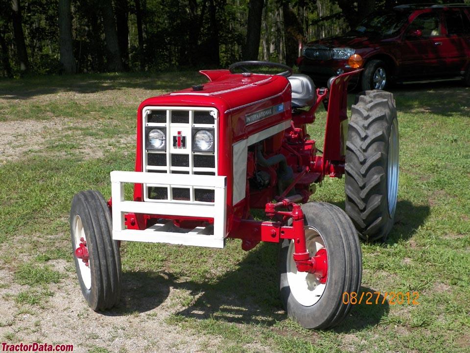 tractordata com international harvester 354 tractor photos information rh tractordata com International Harvester 444 Tractor International Harvester 354 Tractor