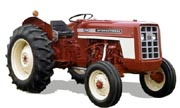International Harvester 364 tractor photo