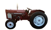 International Harvester 384 tractor photo