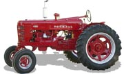 Farmall 400 tractor photo