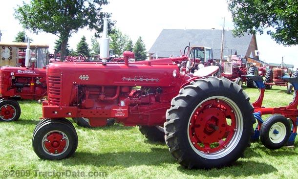 Farmall M Specifications : Tractordata farmall tractor photos information