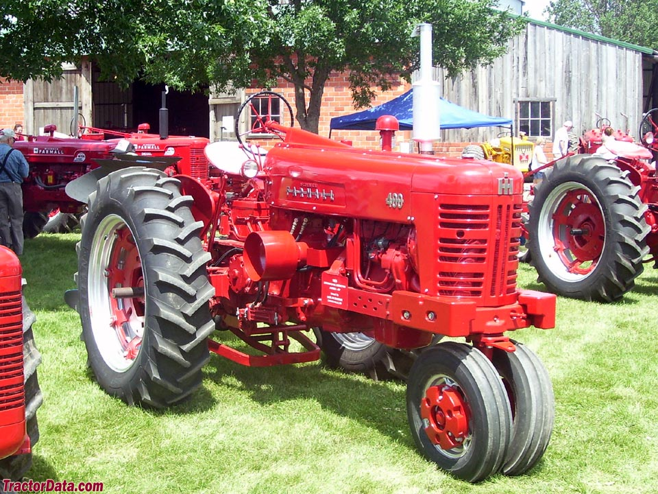 Farmall M Controls : Tractordata farmall tractor photos information