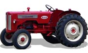 International Harvester B-414 tractor photo