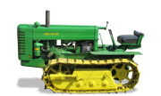John Deere MC tractor photo