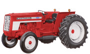 International Harvester 454 tractor photo