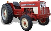 International Harvester 464 tractor photo