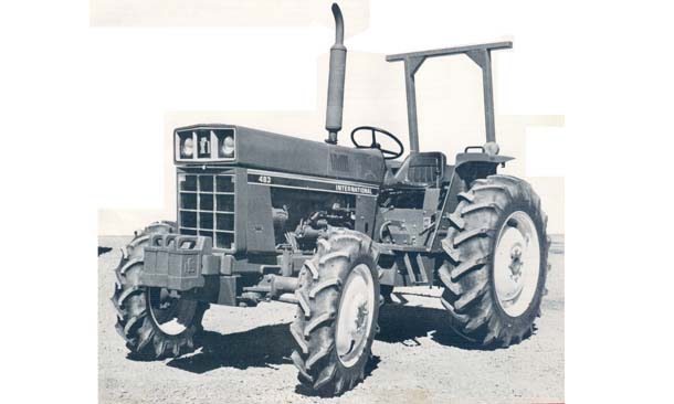 International Harvester 483
