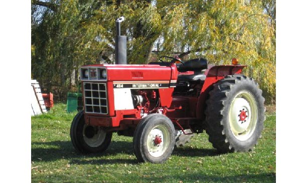International Harvester 484