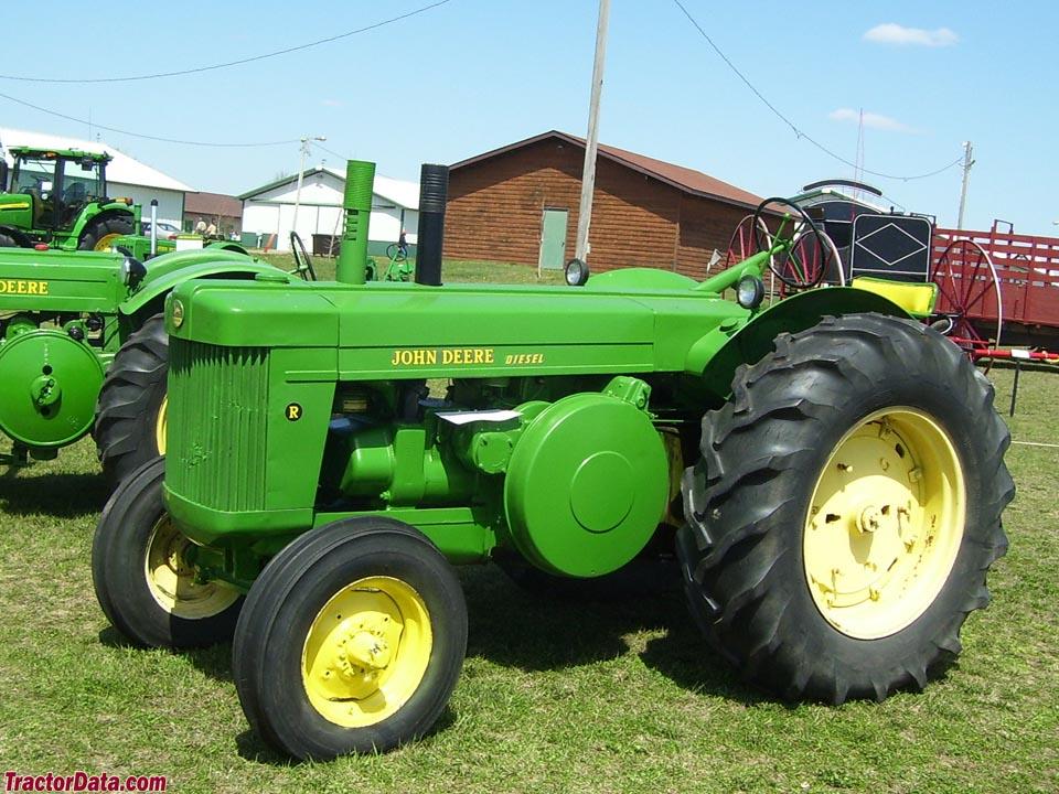 John Deere Tractor Shows : Tractordata john deere r tractor photos information