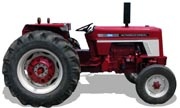 International Harvester 574 tractor photo