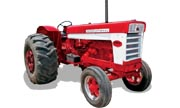 International Harvester 660 tractor photo