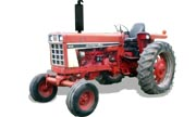 International Harvester 686 tractor photo
