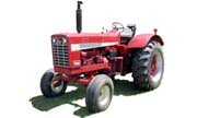 International Harvester 756 tractor photo