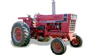 International Harvester 766 tractor photo