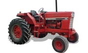 International Harvester 786 tractor photo