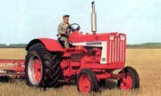 International Harvester 806 tractor photo