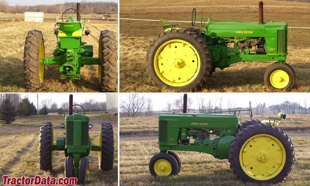 John Deere 60 walk around photo