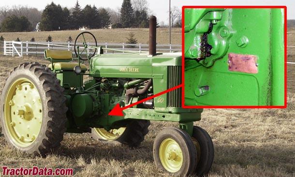 Tractordata Com John Deere 60 Tractor Photos Information