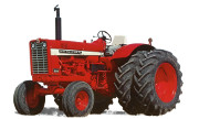 International Harvester 856 tractor photo