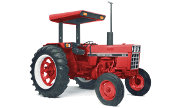 International Harvester 884 tractor photo