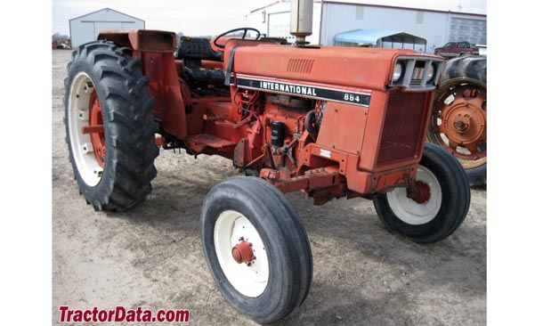 International Harvester 884