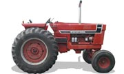 International Harvester 1066 tractor photo