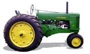John Deere 70 tractor photo