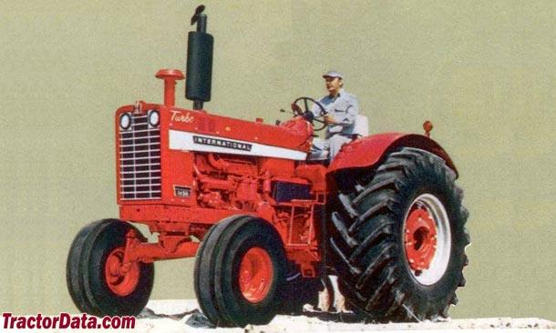 Ih 1456 Tractor : Tractordata international harvester tractor