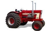 International Harvester 1568 tractor photo