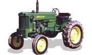 John Deere 40 tractor photo