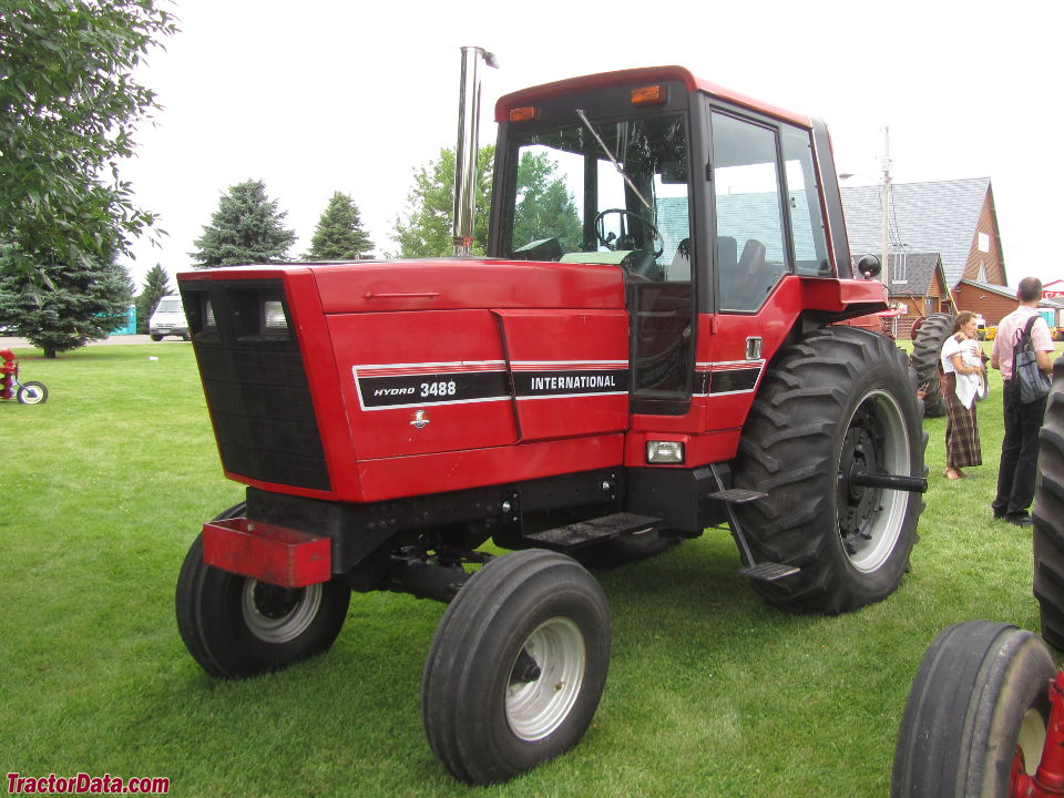 Tractor Data Farm Tractors : Tractordata international harvester tractor