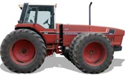 International Harvester 3588 tractor photo