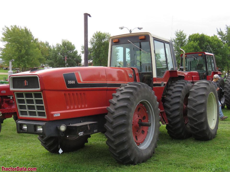 International Harvester ...