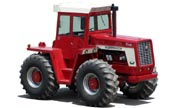 International Harvester 4166 tractor photo