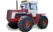 International Harvester 4186 tractor photo