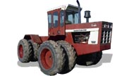 International Harvester 4366 tractor photo