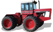 International Harvester 4386 tractor photo