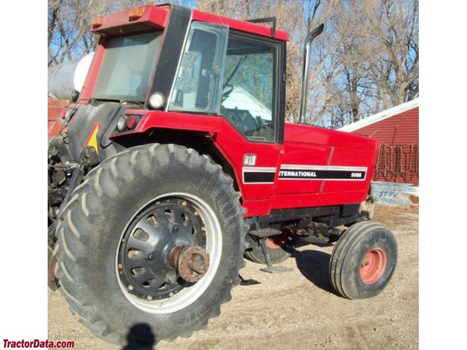 International Harvester 5088 : Tractordata international harvester tractor