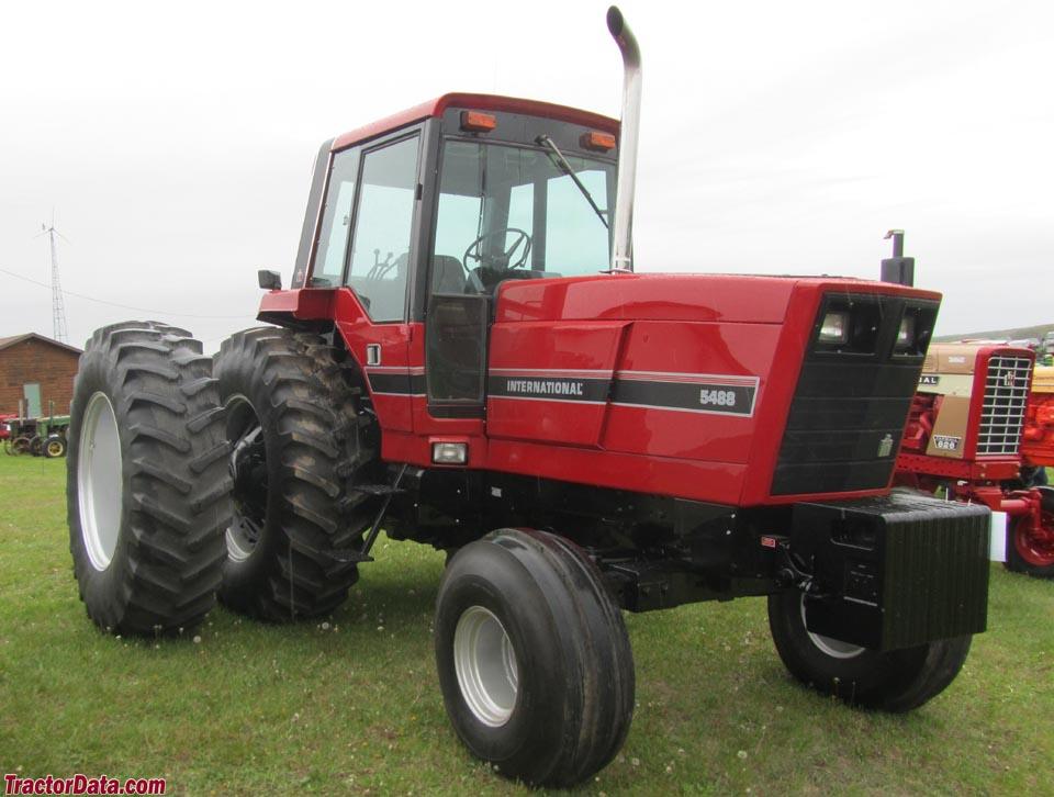 TractorData.com International Harvester 5488 tractor ...