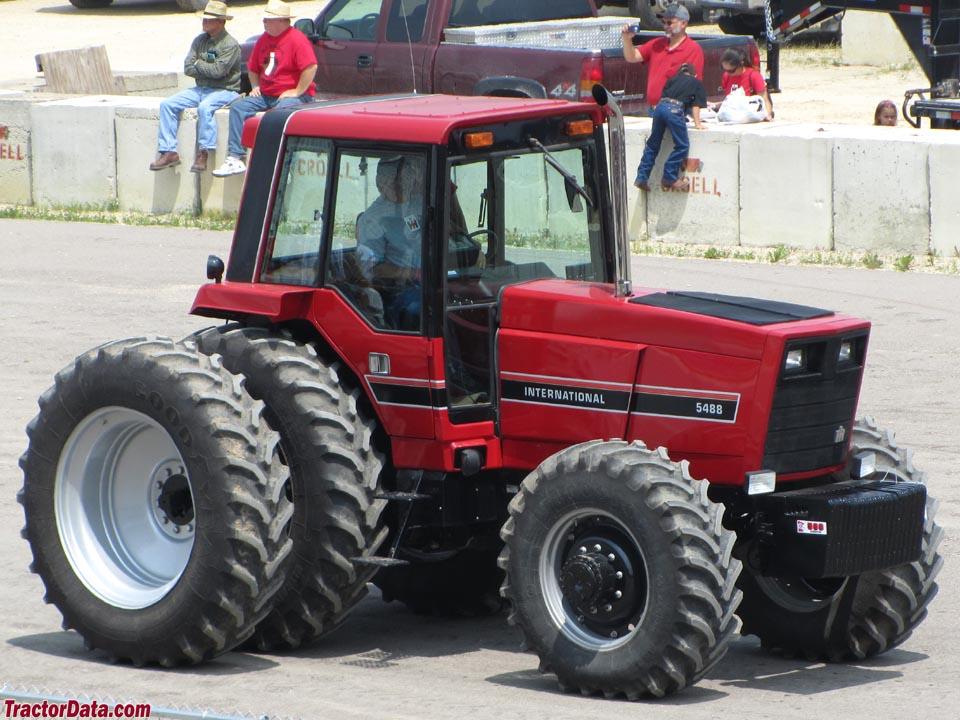 Tractordata Com International Harvester 5488 Tractor Photos Information