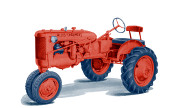 Allis Chalmers C tractor photo