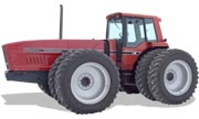 International Harvester 7488 tractor photo